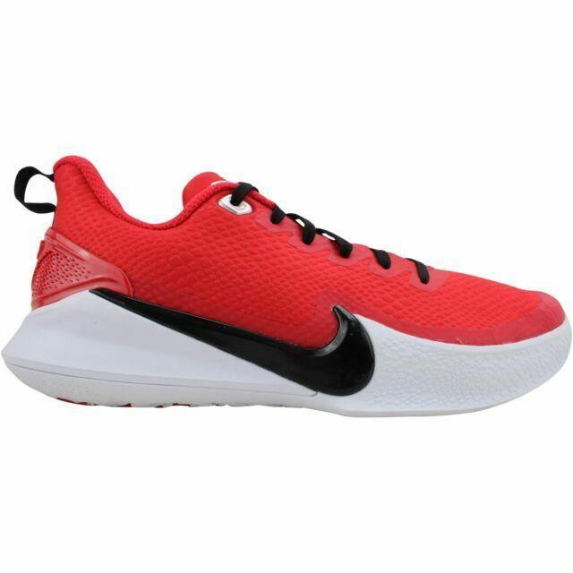 Size 10 - Nike Mamba Focus University Red for sale online   eBay