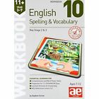 11+ Spelling and Vocabulary Workbook 10: Advanced Level by Stephen C. Curran, Warren J. Vokes (Paperback, 2014)