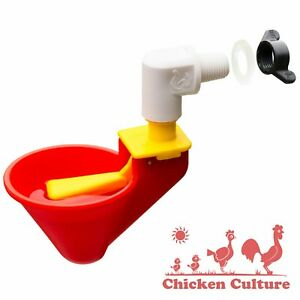 Poultry-Drinkers-Water-Drinking-Cups-Mounting-Nuts-for-Chicken-Bucket-Waterer