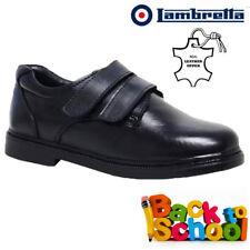 item 8 NEW LAMBRETTA BOYS KIDS LEATHER SMART CASUAL BLACK SCHOOL TRAINERS  SHOES SIZE -NEW LAMBRETTA BOYS KIDS LEATHER SMART CASUAL BLACK SCHOOL  TRAINERS ... 3ed32f0707f