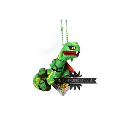 Stofftiere Realistisch Pokemon Rayquaza Plüsch Schneemann Plush Doll Mini Xy Smaragd Dragon 384 Eine Lange Historische Stellung Haben Spielzeug