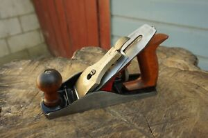 Vintage-Millers-Falls-No-90-Jack-Plane-Smooth-Bottom-Made-In-USA-Nice