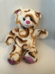 Smores Stuffed Animal, Build A Bear 16 Girl Scout S Mores Cookie Plush Brown White Stuffed Animal Ebay