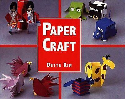 Paper craft by Dette Kim (Hardback)