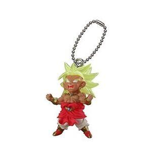 Dragon ball Super Z UDM 19 Ultimate Deformed Mascot Burst Key chain Set of 5