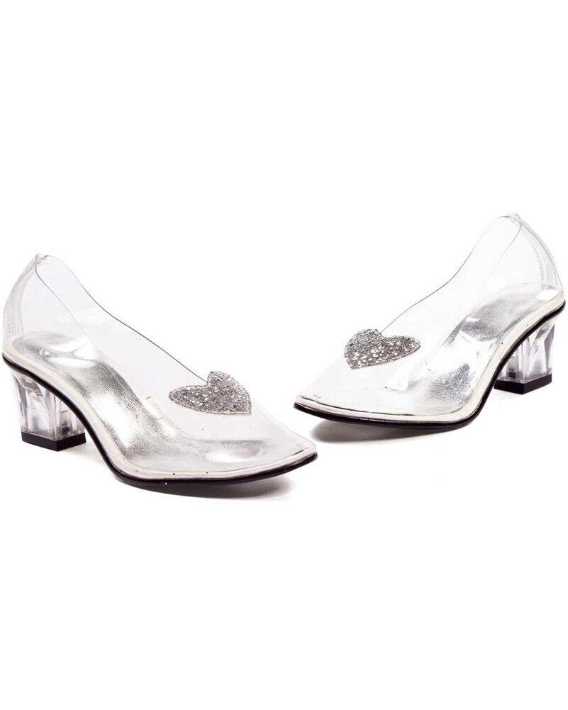 Rensa Glitter Ariel flickor skor