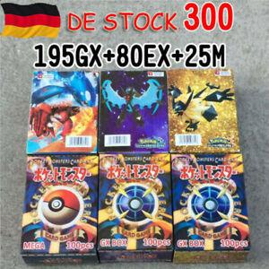 Original-300-GX-MEGA-EX-Pokemon-Karte-Pokemon-Karte-Pokemon-Memorial-Karte-DE
