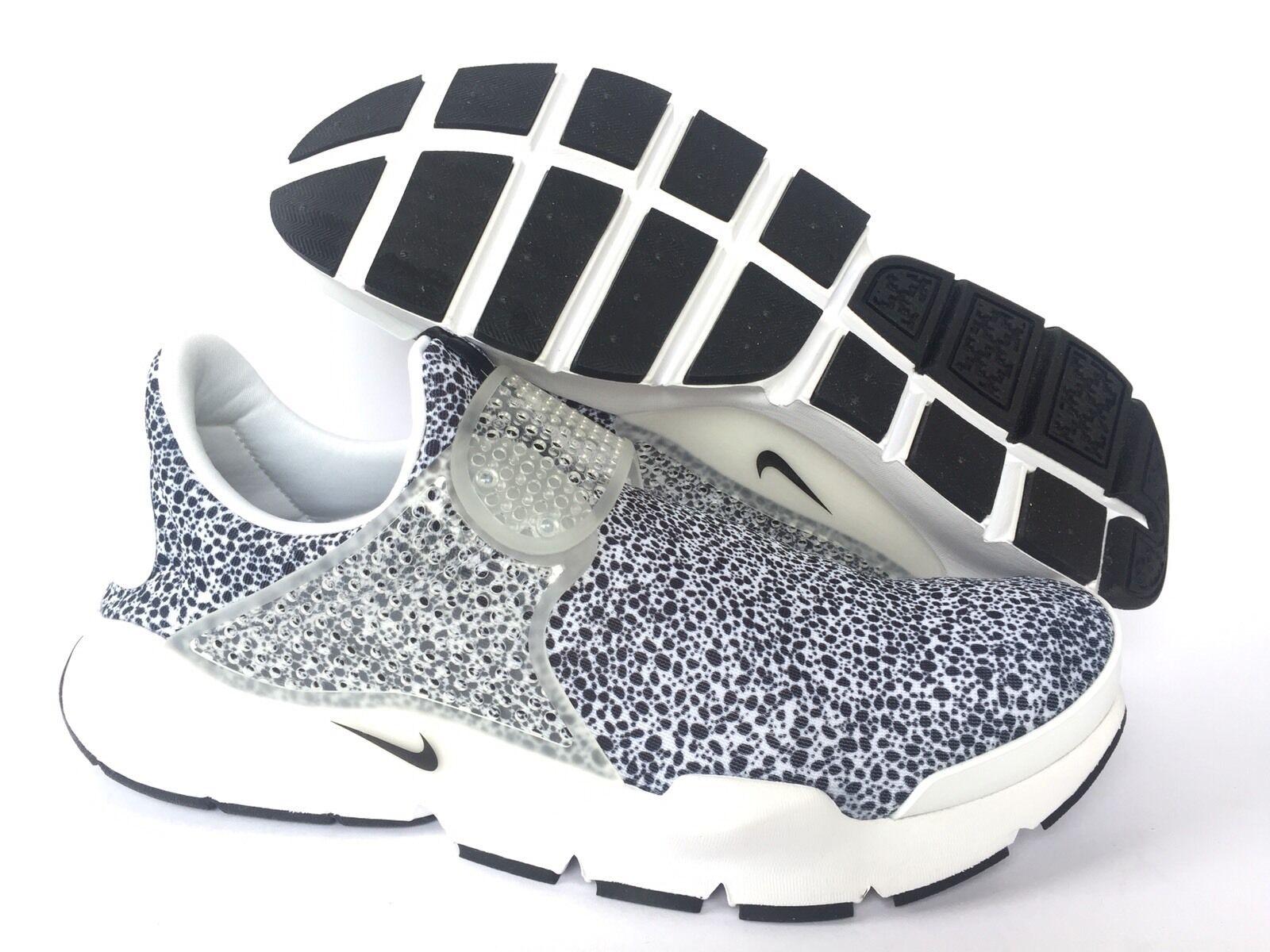 Calcetín de Blanco/Negro Nike Dart Qs Nuevo Blanco/Negro de [9421982018] nos Talla Hombre 11 e90a08