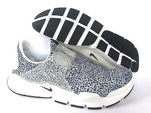 Nike Men's Sock Dart QS, White/Black, 11 M US
