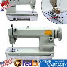 Heavy Duty Sewing Machine Industrial Thick Material Lockstitch Sewing Tool Us