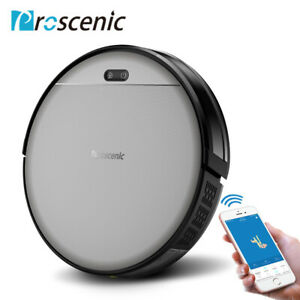 Proscenic-800T-Alexa-Robotic-Robot-Vacuum-Cleaner-Dry-Wet-Mopping-Map-Navigation