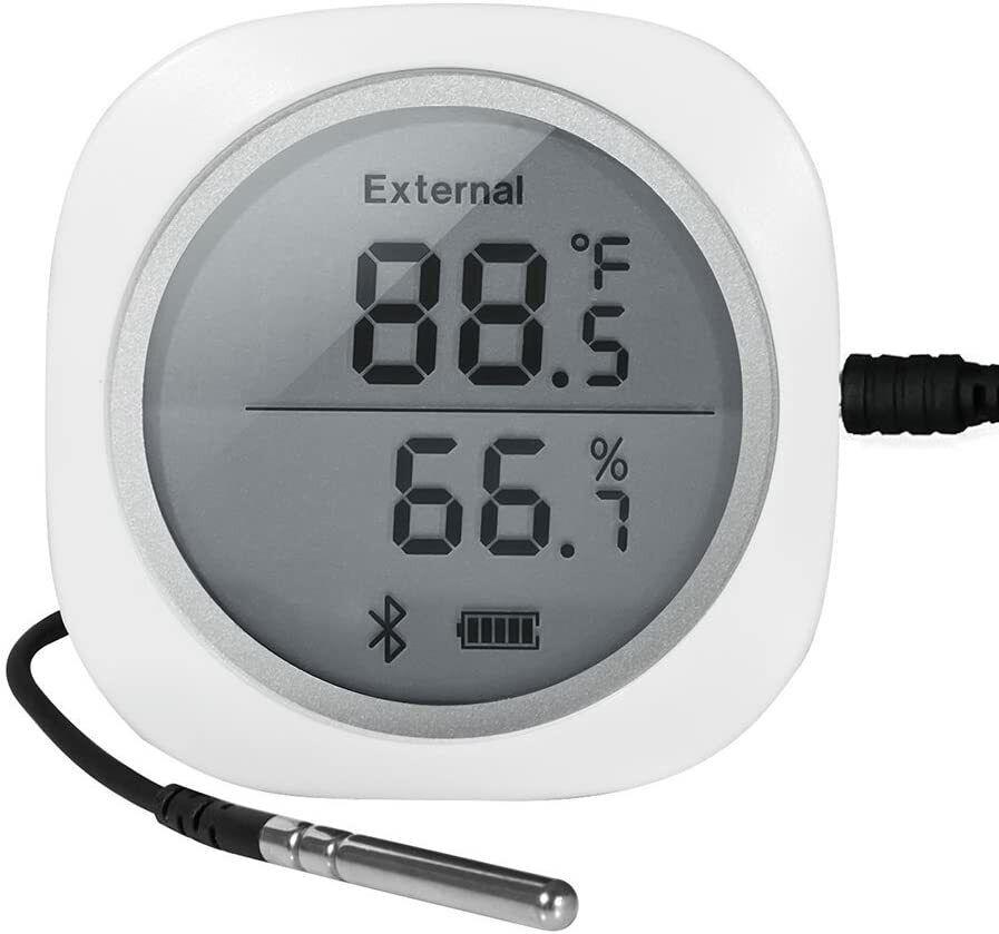 Inkbird Bluetooth Temperature Data Logger Wireless Humidity External Sensor APP