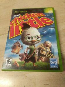 Disney-039-s-Chicken-Little-XBOX