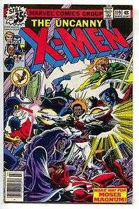 Uncanny-X-Men-119-Marvel-1979-FN-VF-Wolverine-1st-Proteus-Sunfire-Colossus