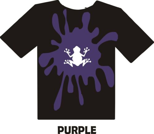 Purple 12 x 15 Heat Transfer Vinyl for Shirts HTV Iron On Layerable
