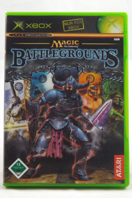 Magic The Gathering: Battlegrounds (Microsoft Xbox) Spiel in OVP, CIB, neuwertig