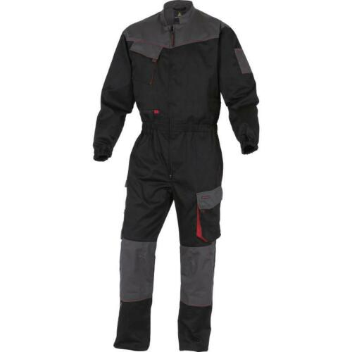 D-MACH WORKING OVERALL IN POLYESTER COTTON