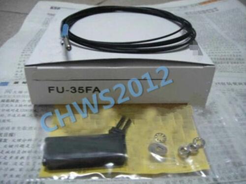 1 pcs nouveau KEYENCE Fibre Optique Capteur FU-35FA FU35FA NEW IN BOX