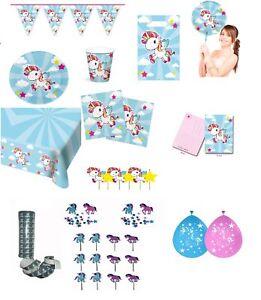 757d58f86655b4 Details zu Deko Geburtstag Baby Einhorn Kindergeburtstag Unicorn Party  Konfetti EUR/g=0,086