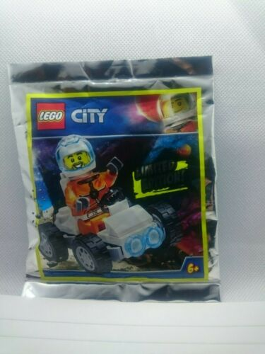 1 LEGO  City Limited Edition 951911 Figur Tom Spezial Astronaut mit Rover neu