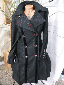 115 Trench motifs 58 Coat Gr Nouveau Manteau 40 Joe Browns qEYF0w8