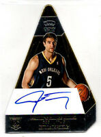 2013-14 Panini Preferred JEFF WITHEY Crown Royale CHOICE AWARD Auto RC Gold /10