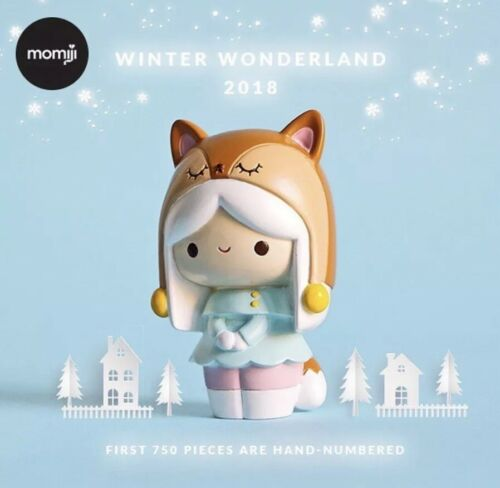 Momiji Doll Winter Wonderland Hand Numbered 2018 SOLD OUT