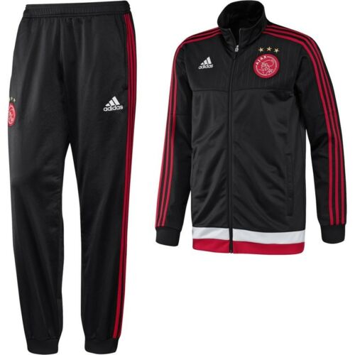 2940 ADIDAS AJAX JUMPSUIT OFFICIAL CHILD OFFIZIELL JUNIOR TRACKSUIT 2016 S18387