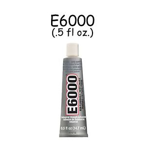 E6000-0-5-oz-Tube-Multi-Purpose-Craft-Adhesive-Glue