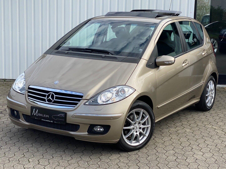 Mercedes A170 1,7 Avantgarde 5d