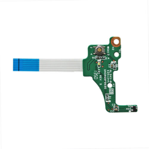 "Power Button Board For HP Pavilion 17.3/"" 17-e 17-e148ca 17-e019dx  17-e017dx"