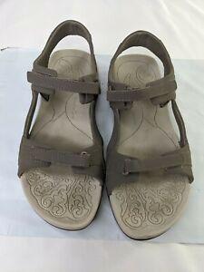 Columbia Techlite Adjustable Sandal Shoes Womens 8 BL4407-255