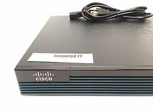 CISCO1921-SEC-K9-Cisco-1921-2-Port-Gigabit-Router-w-SEC-License-IOS-15-7