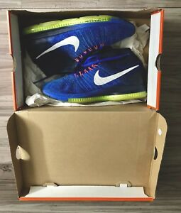 check out a6102 f6547 Image is loading NIKE-ZOOM-ALL-OUT-FLYKNIT-MID-RUNNING-SHOE-
