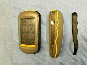 Garmin-Oregon-300-400-450-550-einschaltknopf-gummi-leiste-button-Taste