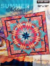 Judy Niemeyer SUMMER SOLSTICE Foundation Paper Pieced Quilt Pattern