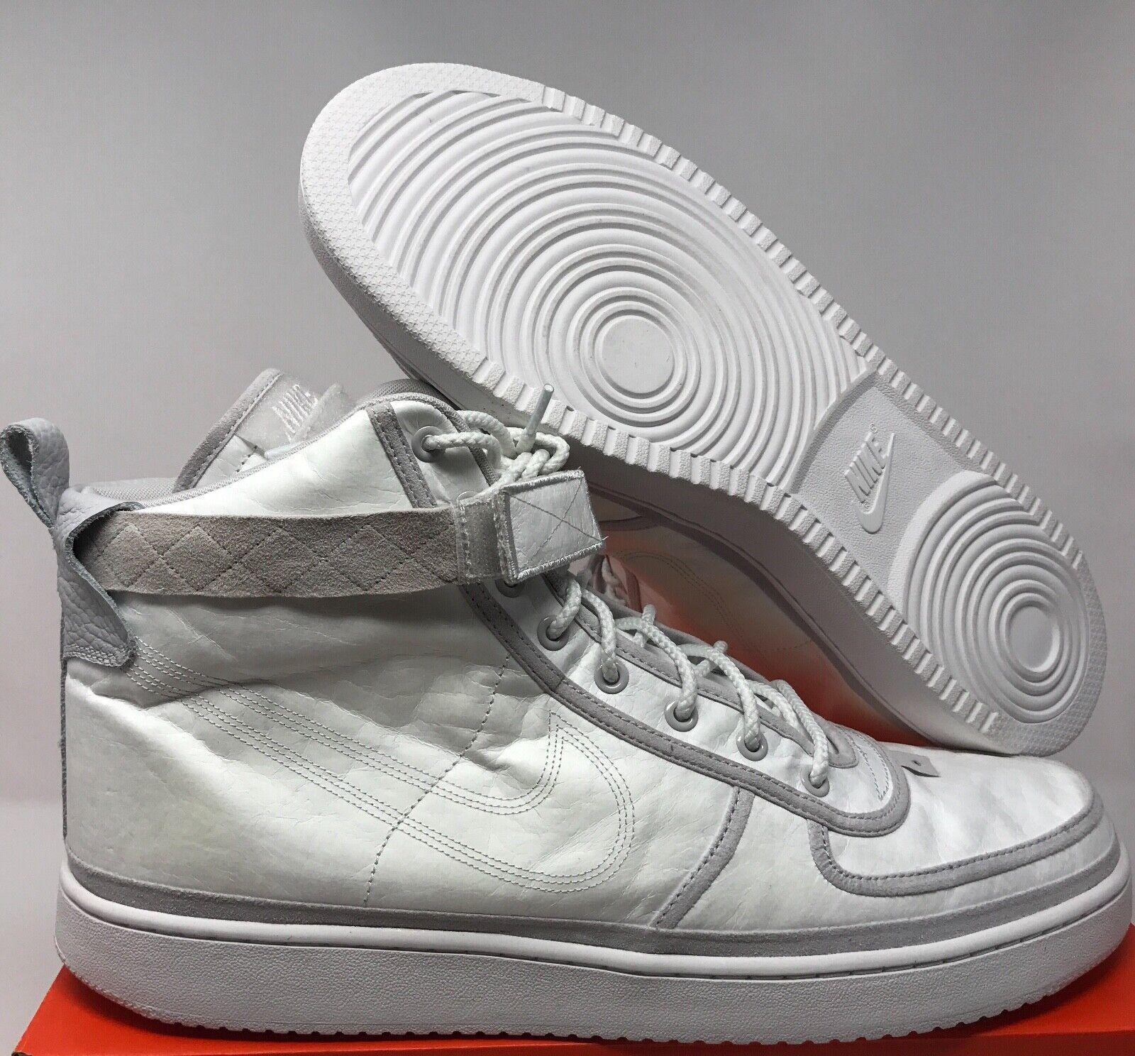 Nike Vandal High Supreme AS QS ALL STAR VAST GREY-WHITE SZ 15 [AQ0113-001]