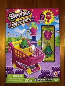 Brand-New-In-Box-Shopkins-Kinstructions-Shopping-Cart-Style-1