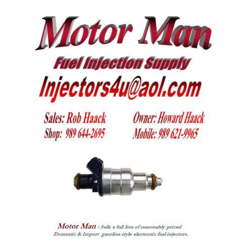 8 CYL Fuel Injector Service Kit Jeep Dodge Truck 5.2L 5.9L 53030778 Motor Man