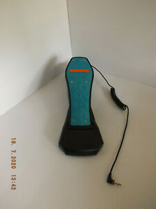 Guitar-Hero-Rock-Band-Foot-Pedal-Bass-Drum-Kick-Xbox-360-Wii-PS3-Tested-Metal