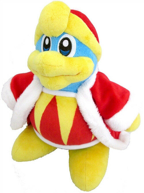 Real Buddy 1403 Kirby Adventure 10  Little King Dedede Muñeco De Peluche