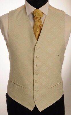 Beliebte Marke Cw46.mens/boys Mint Green Roman Print Wedding Waistcoat / Dress/ Suit / Party