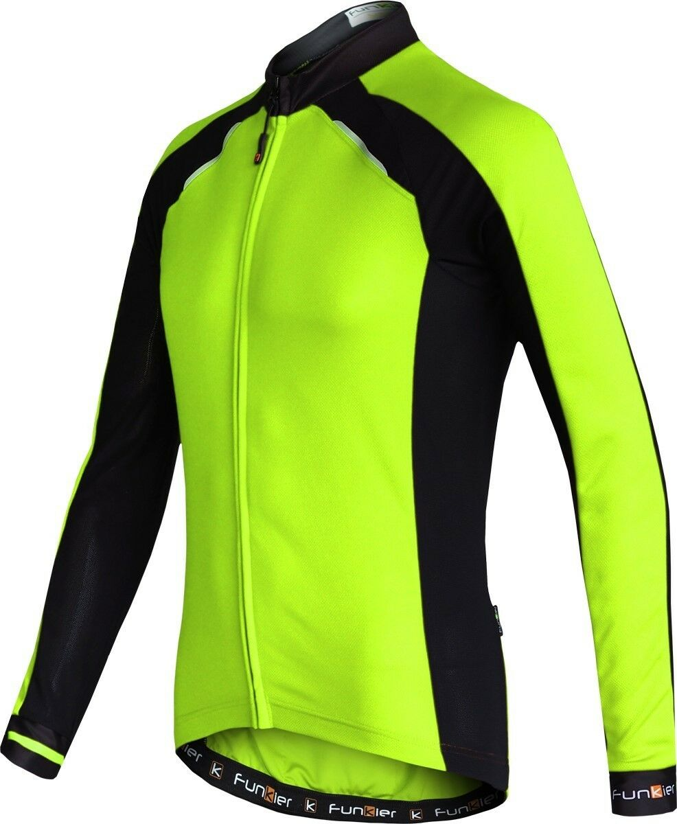 Funkier Talana Active J-730-LW Long Sleeve Jersey 2XL TD083  VV 04  sale online discount low price
