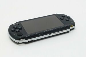 Sony-PSP-3000-Launch-Edition-Piano-Black-Handheld-System-only-console-FedEx