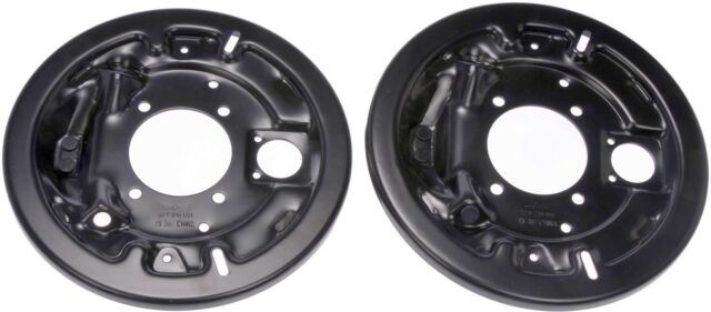 Brake Backing Plate Rear-Left/Right Dorman 924-218