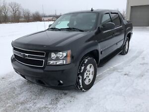 2007 Chevrolet Avalanche leather