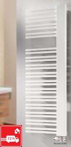 Details zu Schulte Design Heizkörper Bologna Rechts 690W Heizung 1210mm  Höhe Badheizung