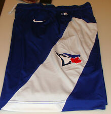 2014 Toronto Blue Jays Ac Collection Dri Fit Training Shorts L Baseball