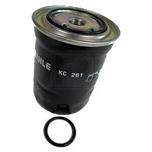 mahle spin on oil filter kc261d - fits ford ranger, mazda bt-50 | ebay