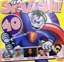 MUSIK-CD NEU/OVP - SMASH - Vol. 40